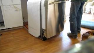How To Install A Dishwasher - Even If You're Not A Plumbing Genius!!