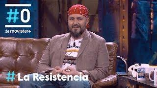 LA RESISTENCIA - Castella habla a nichos   #LaResistencia 19.02.2019