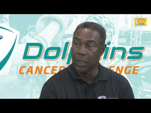 Interview with Dolphins Legend Nat Moore