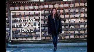10 DAYS IN JAPAN || Tokyo