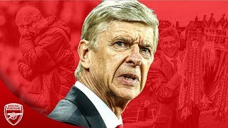 The story of arsène wenger - 22 years arsenal history