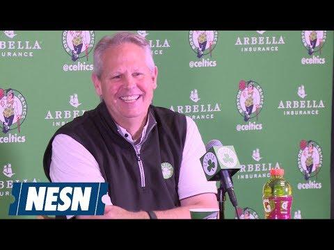 Danny Ainge Full Post-NBA Draft Press Conferece