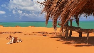 Песчаные дюны в Жерикоакоаре Бразилии(Песчаные дюны Бразилии. Отдых в Бразилии и отзыв о Жерикоакоаре : http://awd.ru/zherikoakoara-braziliya/, 2015-10-11T00:31:02.000Z)