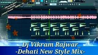 Free Flp Project -Khotha Nonstop- Remix By Dj Vikram Santaldih (Contect Number -7583941114)