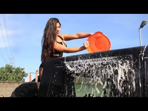 Car Wash - Red Nose Energy Girls