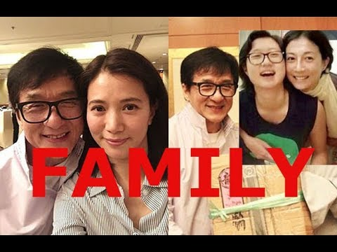 Jackie Chan Family With Parents, Wife, Son, Daughter and ...