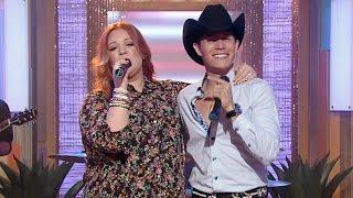 """Yazaira López y Fernando Corona cantan """"Todo es Posible"""""""