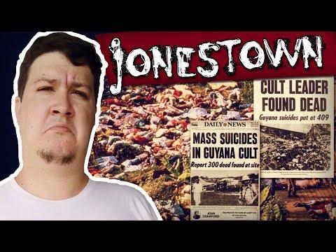 Jonestown: O Maior Suicídio Coletivo da História Moderna