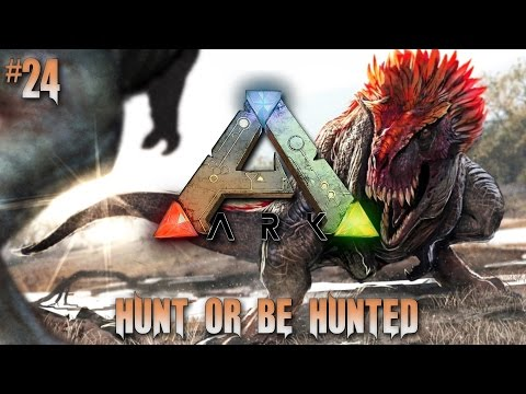how to catch alpha raptor ark