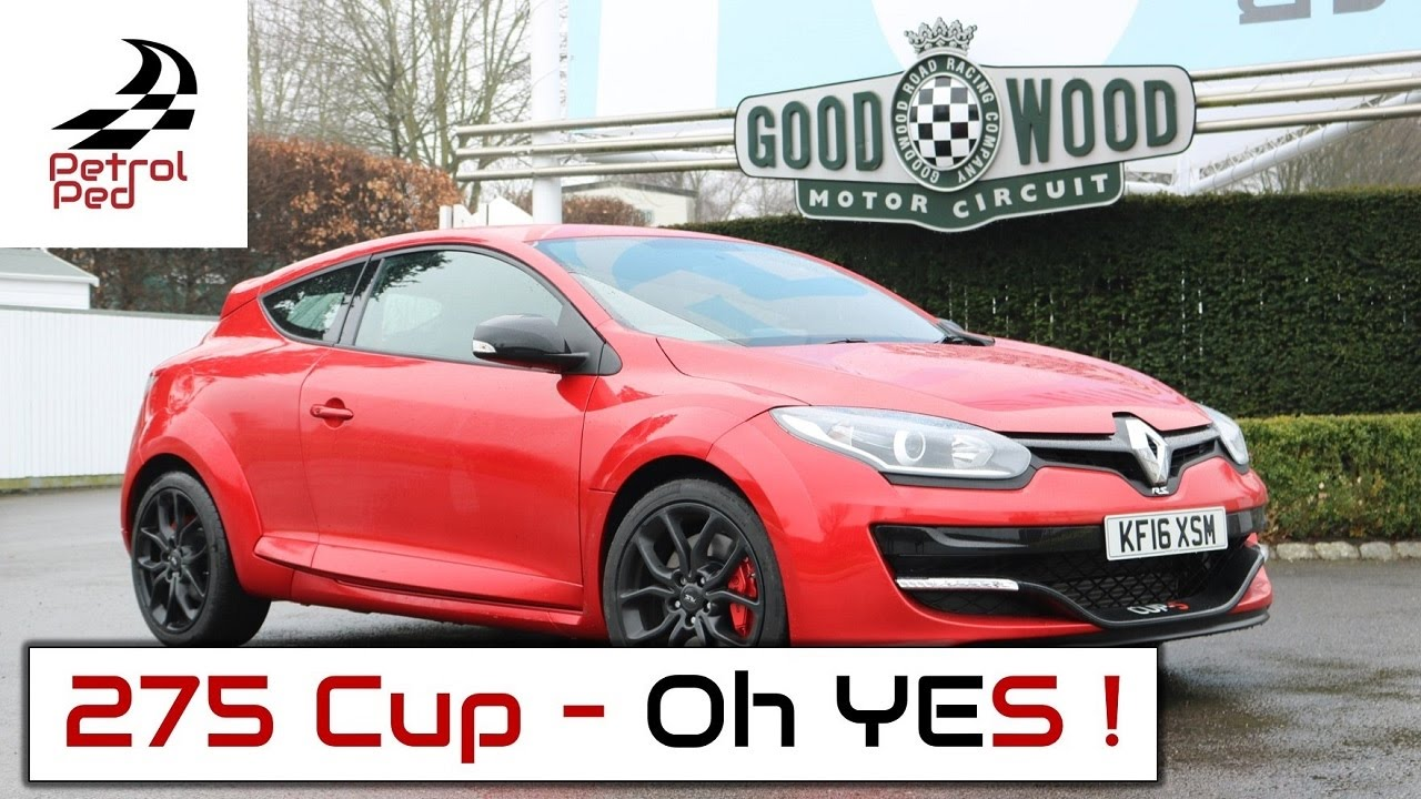 Renault Sport Megane 275 Cup S - Track Car for the Road ! (HOT HATCH SERIES)