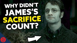 Why Didn't James Sacrifice Protect Harry? | Harry Potter Theory