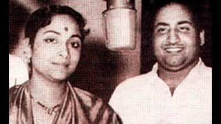Ho Chat Mangini Dupatta Dekh Na Dil Ko--Chaalbaaz(1958)--Rafi, Geeta Dutt