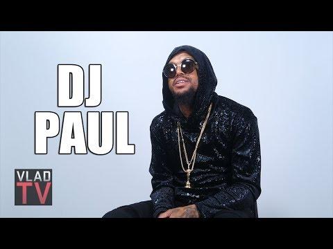 DJ Paul: Salma Hayek Scolded Me for Wearing Diamonds After Winning Oscar (Part 4)
