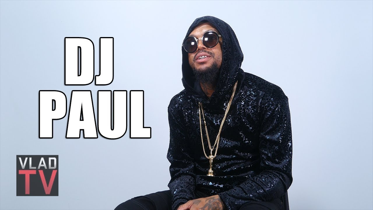 Download DJ Paul: Salma Hayek Scolded Me for Wearing Diamonds After Winning Oscar (Part 4)