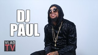 DJ Paul: Salma Hayek Scolded Me for Wearing Diamonds After Winning Oscar (Part 4)