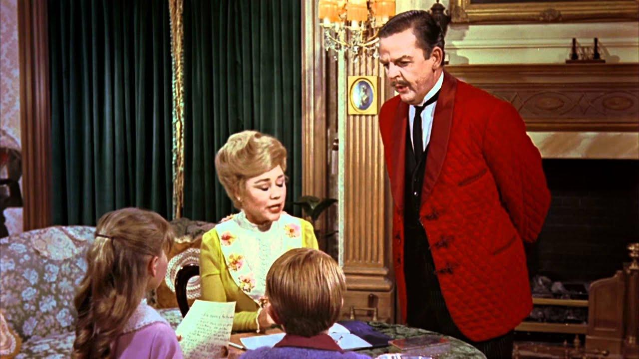 Mary Poppins (VE) - Tráiler
