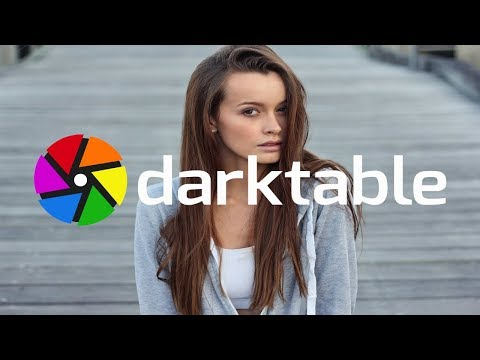 HOW to FIX SKIN TONES with ONE MODULE in darktable