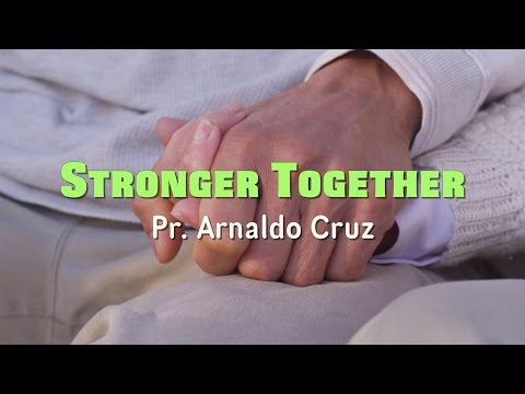 Stronger Together Sábado 27 Agosto, 2016
