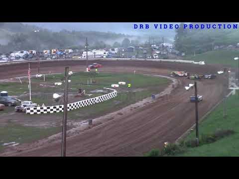 Hidden Valley Speedway Street Stock Heat 7/6/19