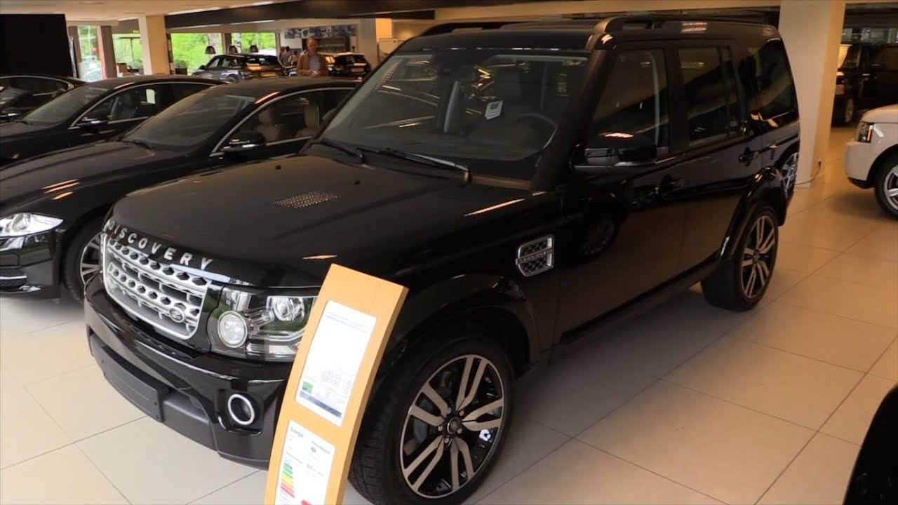 land rover discovery 2016 in depth review interior exterior youtube. Black Bedroom Furniture Sets. Home Design Ideas