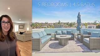 Real Estate Tour Video - 4573 Tivoli | San Diego | Sunset Cliffs