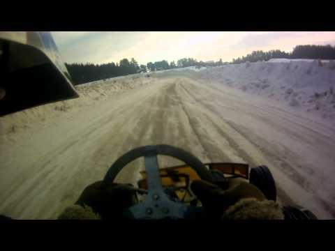 видео: Арамиль 1й заезд 30.01.2011