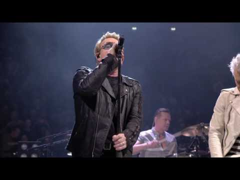 U2 - Out Of Control - iNNOCENCE + eXPERIENCE (December 6th 2015 – Paris)