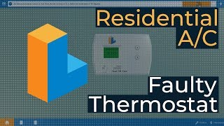 How To Troubleshoot A Faulty Thermostat in Residential AC