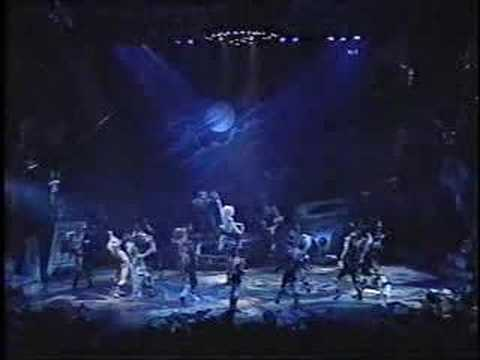 Jellicle Songs For Jellicle Cats -1991 Original Mexican Cast