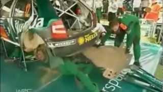 Luboš Lakatoš vs. Škoda Motorsport