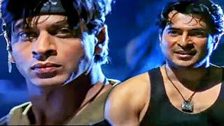 शाहरुख खान Vs शरद कपूर ज़बरदस्त फाइट सीन | जोश हिंदी मूवी | ऐश्वर्या राय