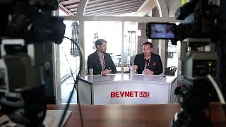 BevNET Live Winter 2017 - Livestream Lounge with Danny Stepper of L.A. Libations
