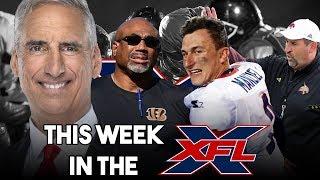 This Week in the XFL   Draft, Preseason, TV Deals.... Team 9?