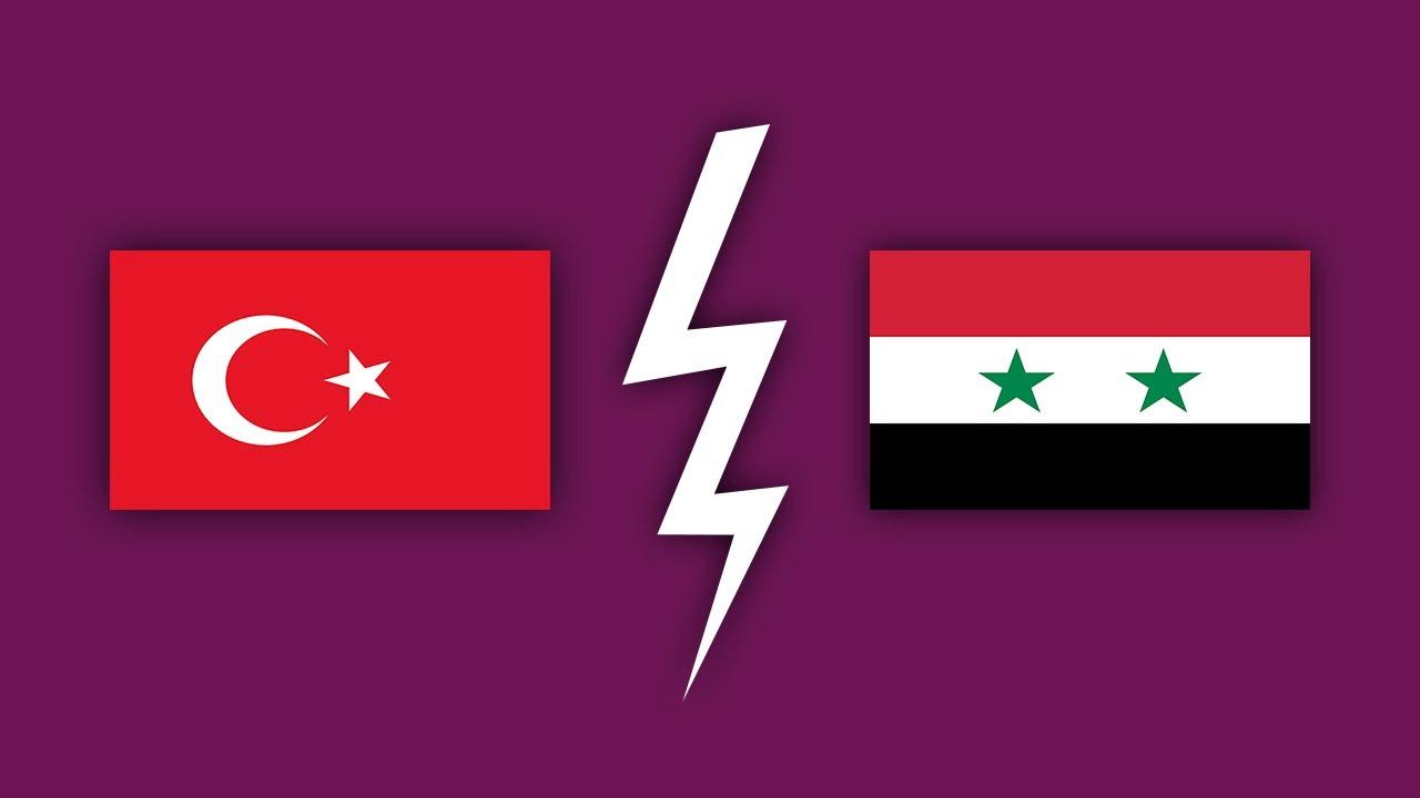Türkiye vs Suriye | Müttefikler | Savaş Senaryosu
