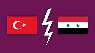 Türkiye vs Suriye ft. Müttefikler Savaşsaydı?