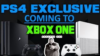 Award Winning, Highly Rated PS4 Exclusive FINALLY Coming To Xbox One!?
