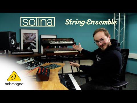 Behringer SOLINA String Ensemble - Engineer's Update