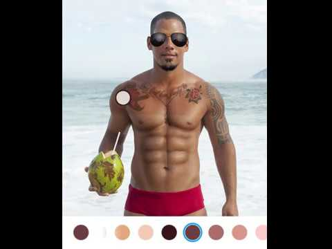 Manly - Photo Editor for Man | Get Eight Pack Six Pack Abs