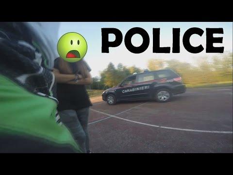 Motocross Vs Police