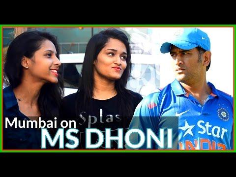 Mumbai on M S Dhoni Steps Down As Captain...
