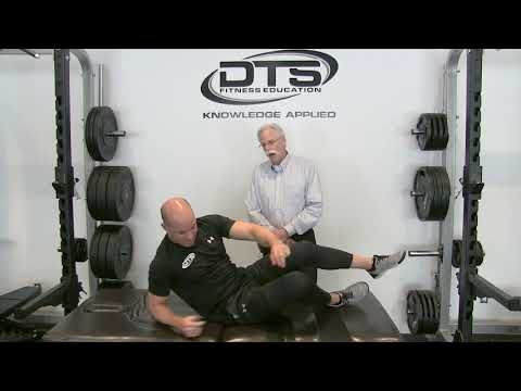 The Hip Scour Test with Dr. Stuart McGill and Kevin Darby
