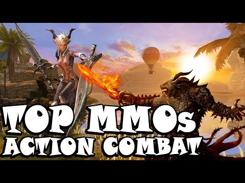 Top 5 MMO Action Combat Free To Play | Dynamic Combat Real Time F2P
