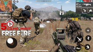 Top 5 Game Mirip Free Fire Offline Terbaik Di Android 2020   Grafik HD Terbaru Gameplay Realistis screenshot 1