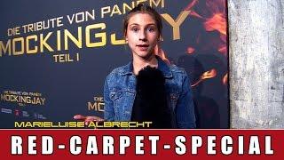 Die Tribute von Panem: MockingJay | Premiere Berlin | Marieluise Albrecht