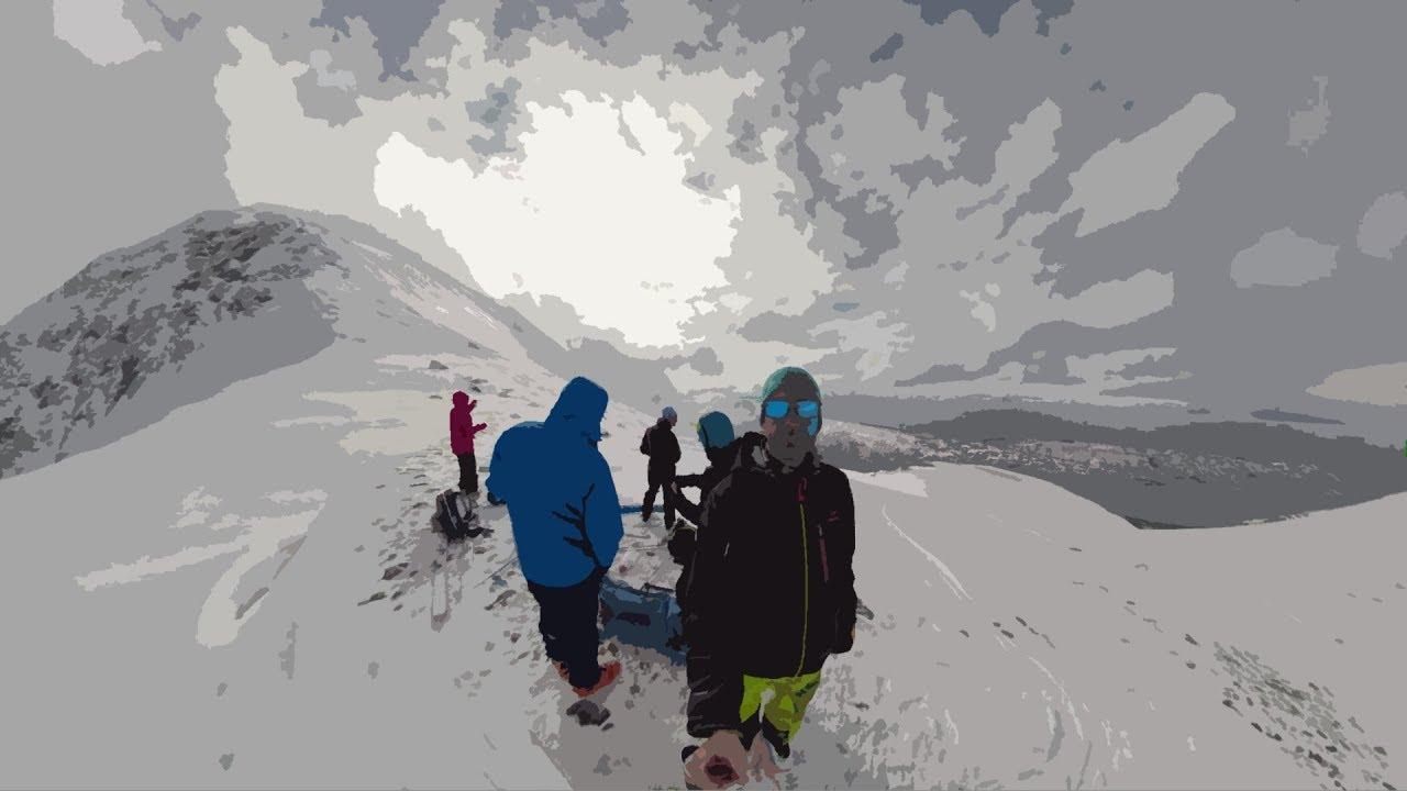 Ski rando - Norvège - Alpes de Lyngen