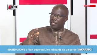 Plan décennal et les milliards - Alioune Badara Diop apporte des précisions