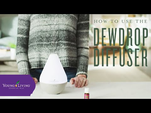 how-to-use-the-young-living-dewdrop-ultrasonic-diffuser