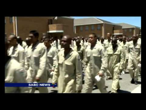 New navy recruits start military training in W Cape