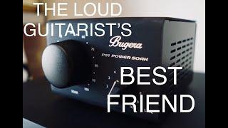 Bugera PS1 Powersoak - The Loud Guitarist's BEST FRIEND!