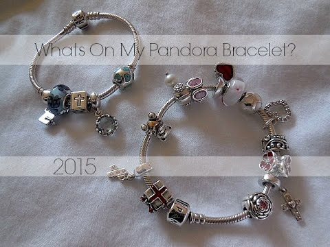 What S On My Pandora Bracelet 2017